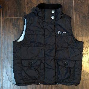 Girls Roxy puffer vest